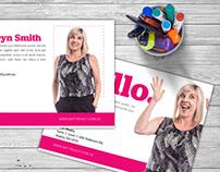 Kathryn Smith postcard