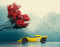 The 1969 Nissan R382