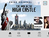 Prime Video Re-design