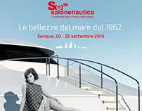 """Campagna Stampa 2016 """"Salone Nautico di Genova"""""""