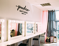 PUDRA, beauty coworking