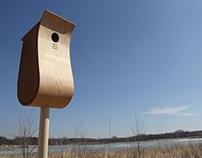 Schooner Birdhouse