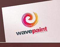 Art Brush Stroke Logo Template