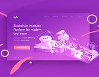 The Blockchain Interface App