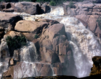 South Africa - Augrabies Fall