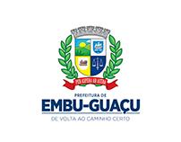 Marca Prefeitura de Embu-Guaçu-SP