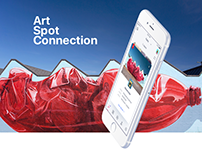 Art Spot Connection Application