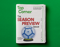 Top Corner Magazine - Issue 05