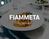 Fiammetta // Website
