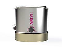 Arivi Eva - Safe, cleanburning and fuel efficient.