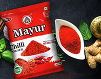 Spice Powder Masala Packaging