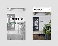 Hotel App Design Concept