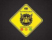 Logo Autoescuela Automóvil Club A.C.