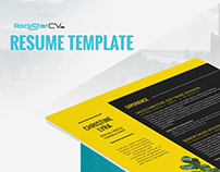 Resume Template Lyra