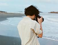 海的彼端|portrait photography