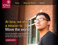 Iona College: Move the World