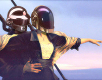 the rdg daft punk project in epic movies