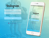 redesign instagram
