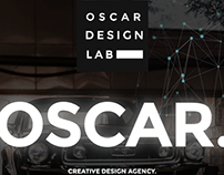 Oscar Agency Web Teamplate