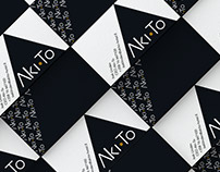 Identity Design for a modern Finnish Hotel