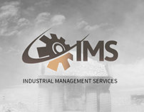 Branding / Landing Page / Industrial Management Service