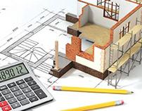 Cách tính mật độ xây dựng