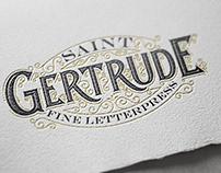 Saint Gertrude logo