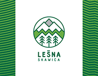 Leśna Skawica / Mountain resort visual identity