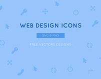 FREE WEBDESIGN ICONS