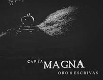 Carta Magna - Oro ft Escrivas