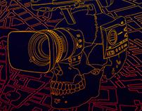 Nightcrawler Poster & DVD Cover