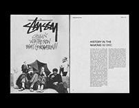STUSSY // ISSUE 08