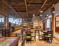 """Cafetería rural """"Tosepan"""" de proyecto Cafeína."""