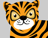 Baby Tiger Animations
