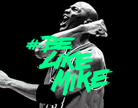 Gatorade / Be Like Mike