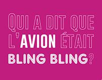 Campagne Print - Aéroport de Montpellier Méditerranée