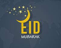 Eid Mubarak ঈদ মোবারক عيد مبارك
