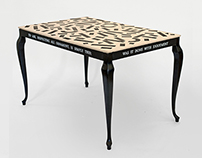 Table Ruskin