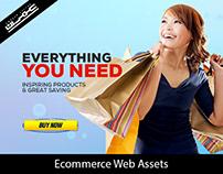 Ecommerce Web Assets