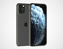 iPhone 11 Pro - 3D model