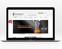 Musinetwork Web Design