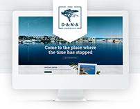 Dana Apartments Website