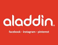 Aladdin - Social Media