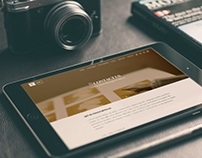 Responsive View - Ink WordPress Theme - Blog Builder