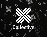 Collective: Brand Identity and Exhibition