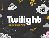 FREE Twilight Font