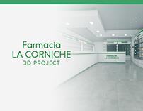 Framacia la corniche (3D project )