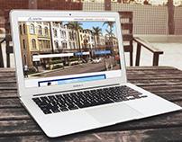 Real Estate Responsive website