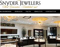 Interior Design: Remodel Synder Jewelers-Leslie McGwire
