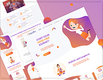 Spealika - Medical Treatment Website Landing Page